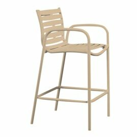 Millennia 28 Patio Bar Stool by Tropitone