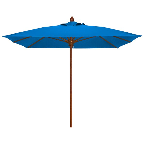 Prestige 6' Square Market Umbrella by Fiberbuilt