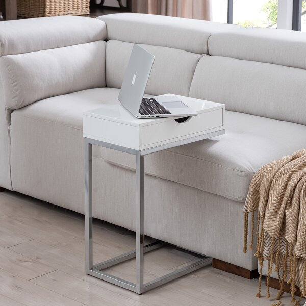 Karen End Table with Storage by Orren Ellis
