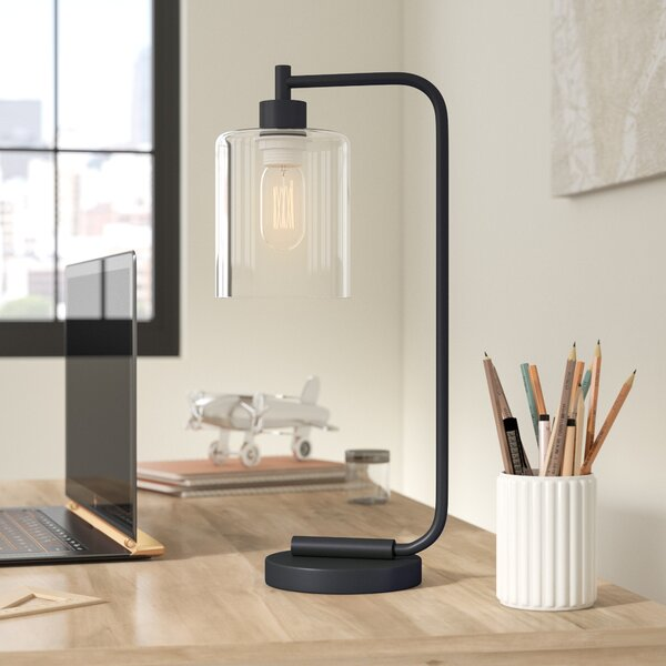 Keystone Lantern 16 Desk Lamp By Trent Austin Design.