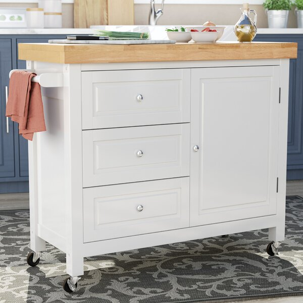 Bargain Callahan Kitchen Island By Darby Home Co Purchase