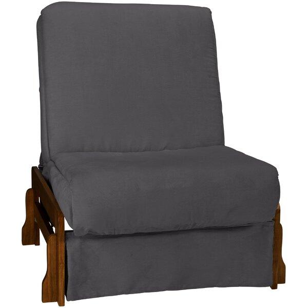 Tucson Perfect Sit N Sleep Inner Spring Pillow Top Futon Chair by Epic Furnishings LLC