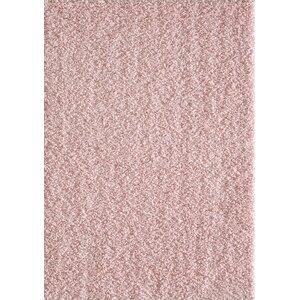 Teppich Loca in Hellrosa