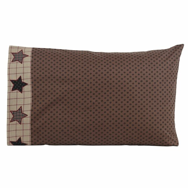 Alcantar Star Pillow Case (Set of 2) by Loon Peak