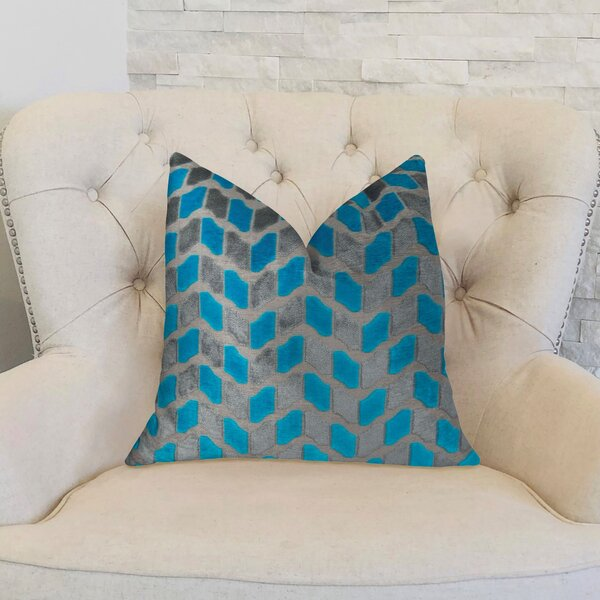 Plutus Deep Sea Dive Handmade Throw Pillow by Plutus Brands