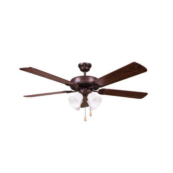 52 Eastgate 5-Blade Ceiling Fan by Charlton Home