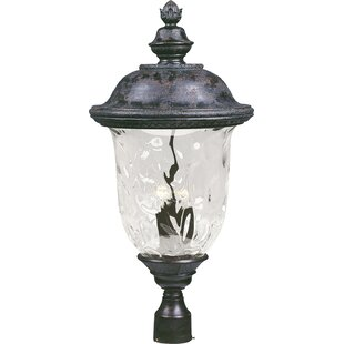 Compare & Buy Patidar Outdoor 3-Light Lantern Head By Astoria Grand