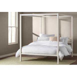 sc 1 st  Wayfair & Canopy Queen Size Beds Youu0027ll Love | Wayfair