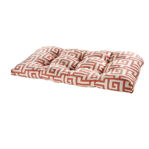 Indoor/Outdoor Sofa Cushion By Bungalow Rose