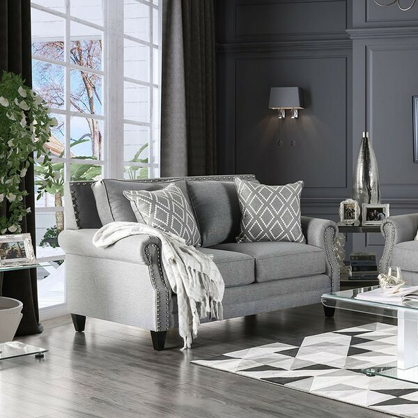 Pearce Loveseat by Canora Grey