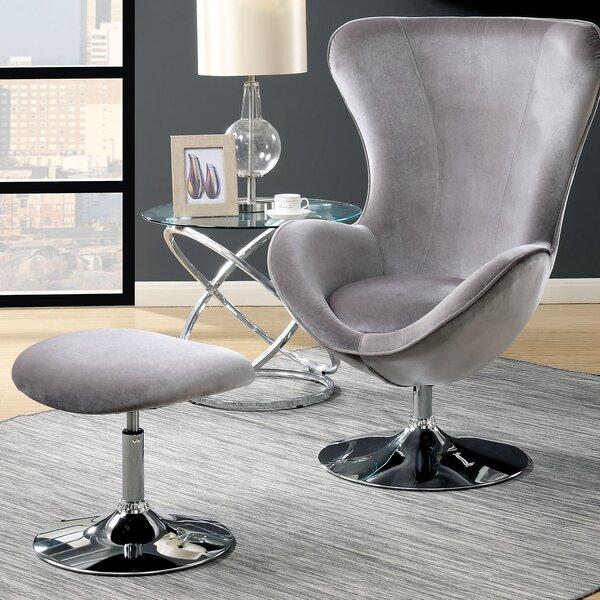 Anders Lounge Chair by Orren Ellis
