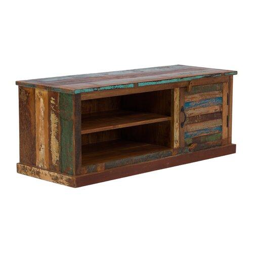 Avadi Wood Storage Bench Massivum