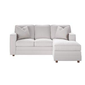 Andrew Reversible Sectional by Wayfair Custom Upholstery