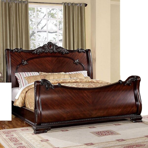 Windle Aubriana Sleigh Bed by Astoria Grand