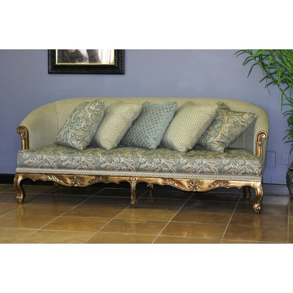 Denisha Chesterfield Sofa by Astoria Grand