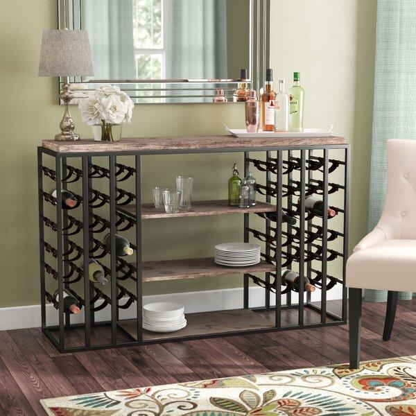 Studio 7H 36 Bottle Floor Wine Cabinet by Hooker Furniture