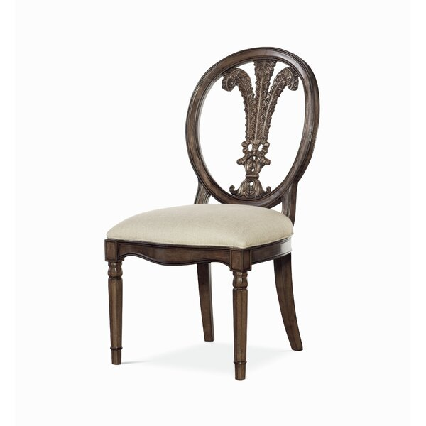 Veranda Montecito Solid Wood Dining Chair by Fine Furniture Design
