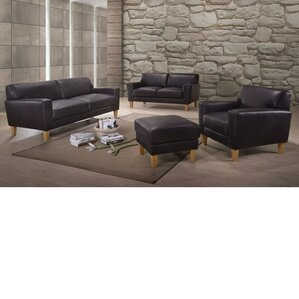 Manseau 3 Piece Living Room Set