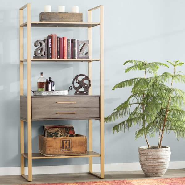 Arnt 4 Tier Etagere Bookcase by Trent Austin Design