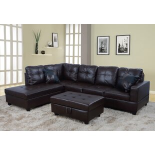 Brown Sectionals You\'ll Love   Wayfair