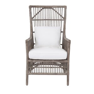 Eldora High Back Armchair by Beachcrest Home
