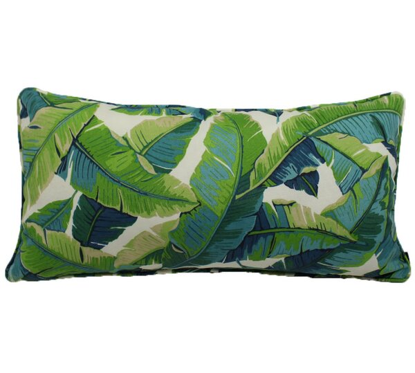 Baskerville Outdoor Lumbar Pillow by Bay Isle Home
