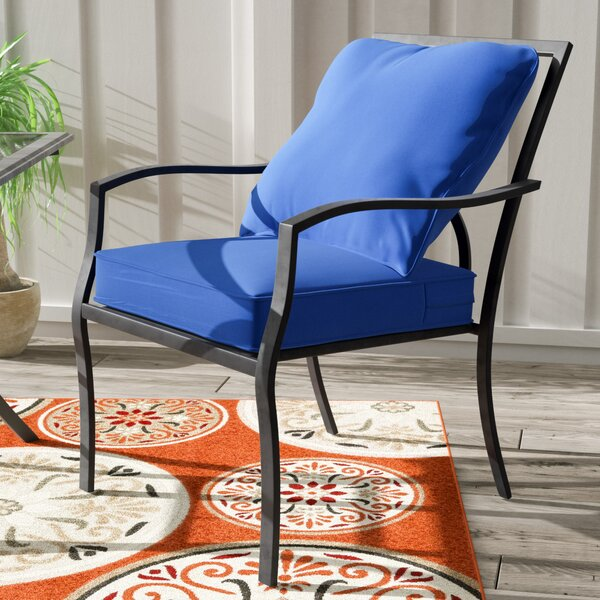 Sarver Indoor/Outdoor Lounge Chair Cushion by Andover Mills