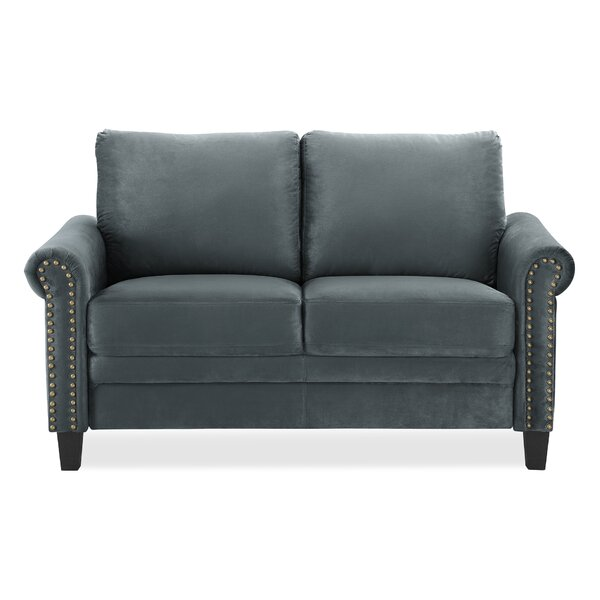 #1 Chisolm Loveseat By Charlton Home Read Reviews