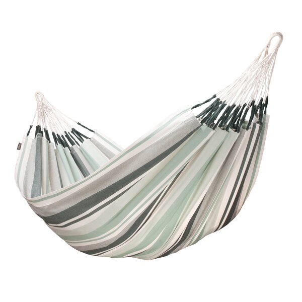 PALOMA Double Cotton Tree Hammock by LA SIESTA