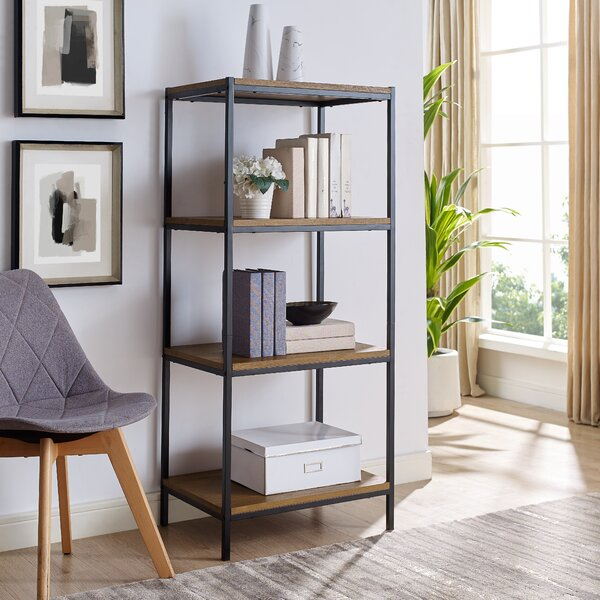 Harless Etagere Bookcase by Union Rustic Union Rustic