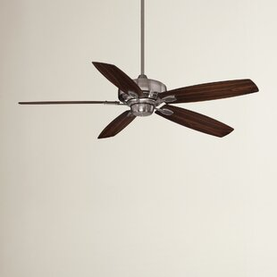 Reviews Forsyth 52 5-Blade Ceiling Fan By Three Posts
