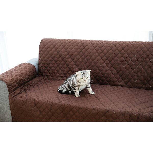 Pet T-Cushion Sofa Slipcover by Tucker Murphy Pet