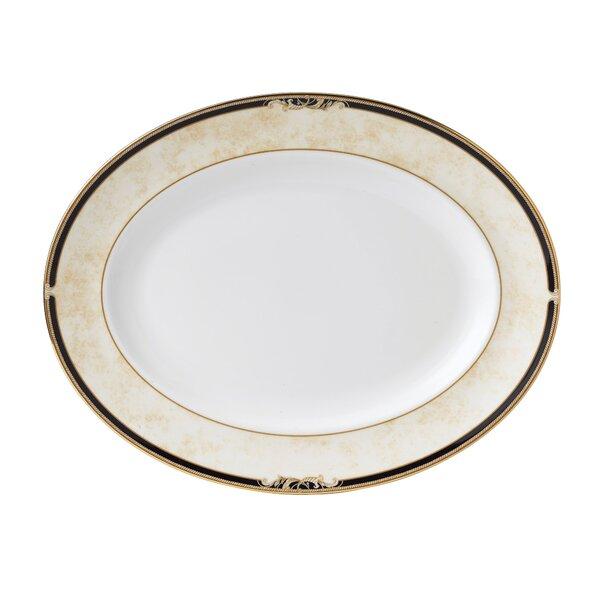 Cornucopia Oval Platter by Wedgwood