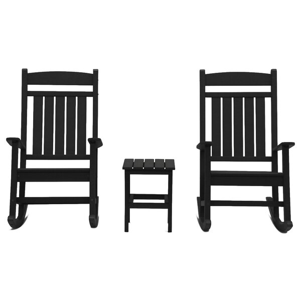 Parryville Classic 3 Piece Seating Group by Gracie Oaks