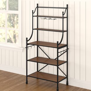 Shop For Halpern Iron Baker's Rack Purchase Online