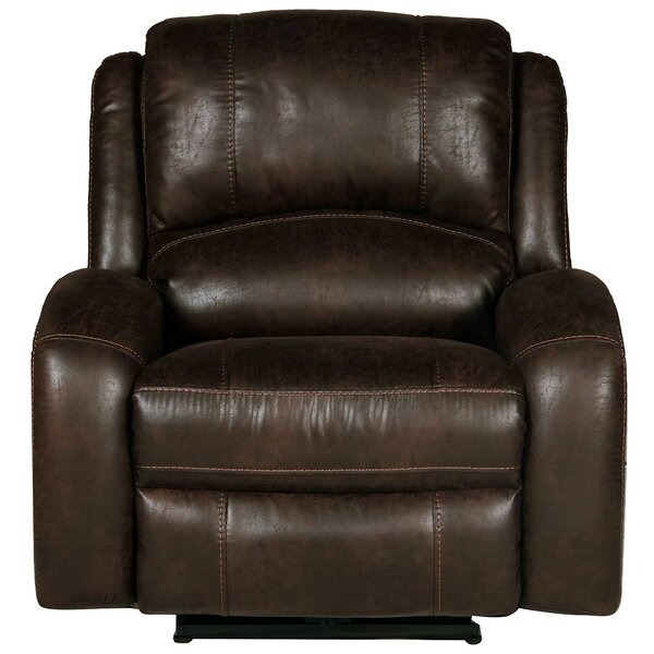 Luci Lay Flat Power Glider Recliner By Ebern Designs
