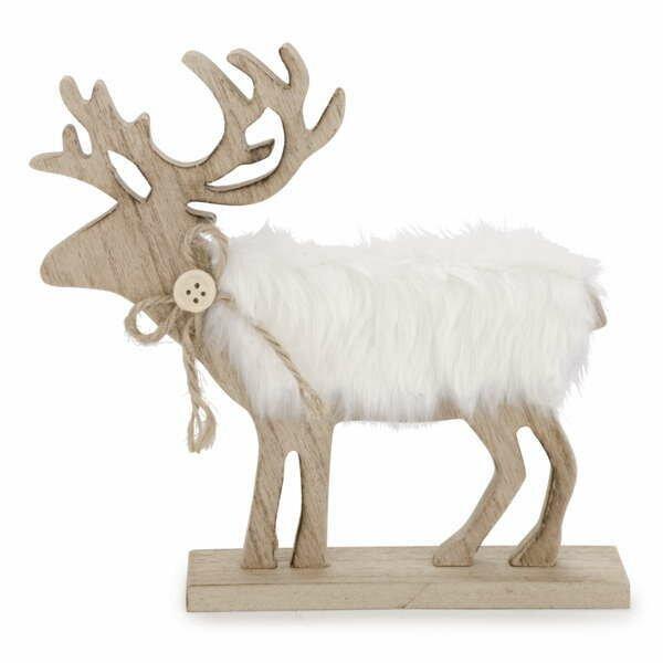 Mooring Moose Figurine by Loon Peak