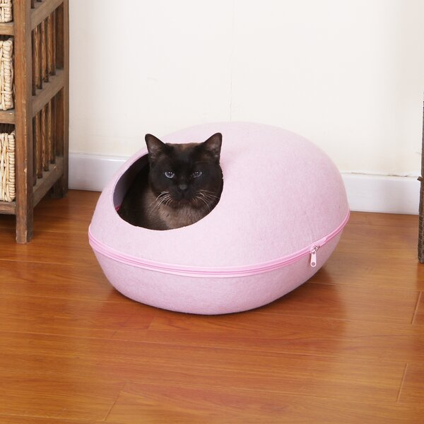 Dodger Pet Bed with Removable Cover by Archie & Oscar