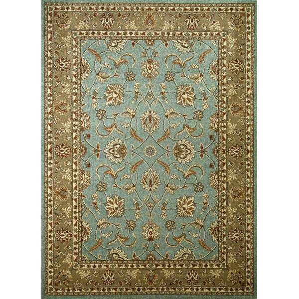 Chester Country Blue Rug by Threadbind