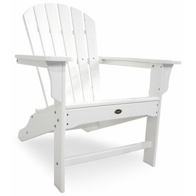 Awe Inspiring Trex Yacht Club Plastic Adirondack Chair Color Classic White Gamerscity Chair Design For Home Gamerscityorg
