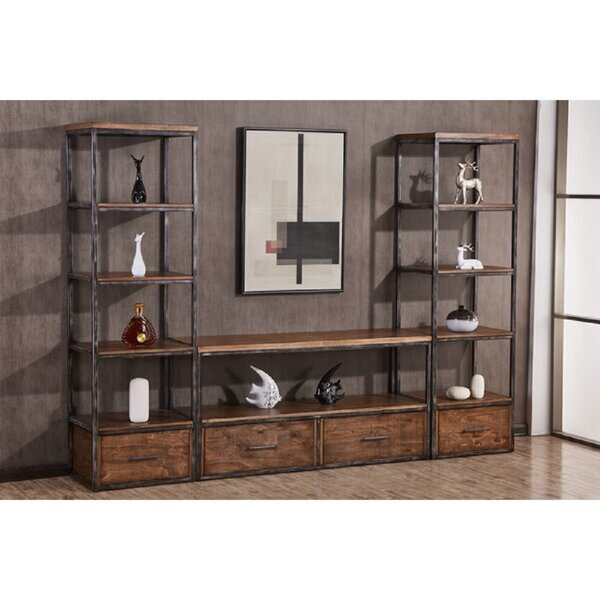 Wellman Entertainment Center For TVs Up To 65
