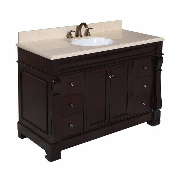 Westminster 48 Single Bathroom Vanity Set by Kitchen Bath Collection