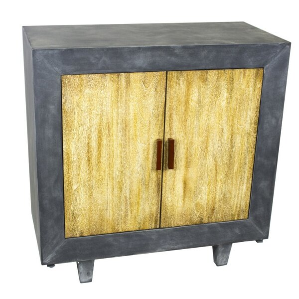 Coto Beautiful 2 Door Accent Cabinet by 17 Stories