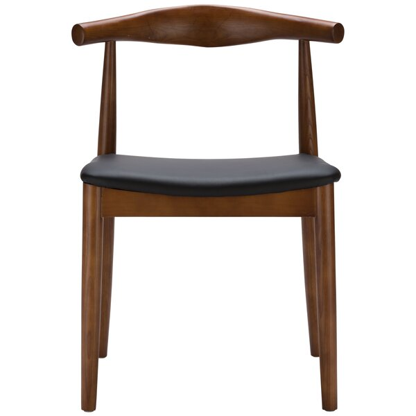 Keren Solid Wood Dining Chair (Set of 2) by Edgemod