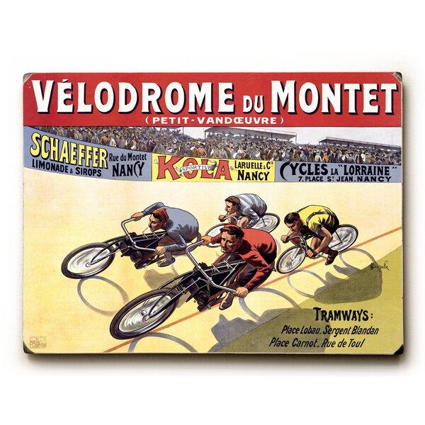 Velodrome Du Montet Graphic Art by Artehouse LLC