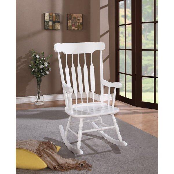 Cashman Rocking Chair by August Grove