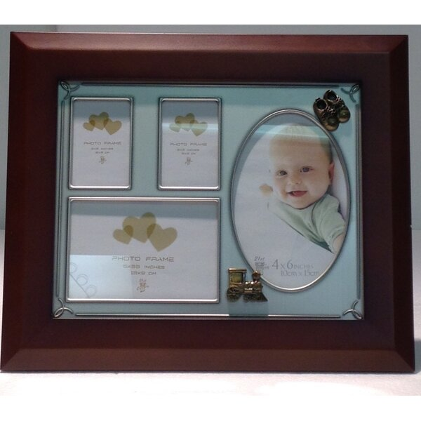 Ilka Baby Collage Picture Frame by Red Barrel Studio