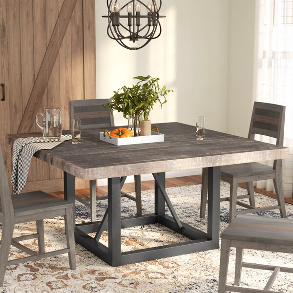 #1 Kailey Dining Table By Laurel Foundry Modern Farmhouse Savings