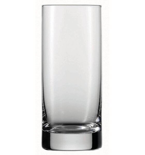 Paris Long Drink 9 oz. Glass Highball Glass (Set of 6) by Schott Zwiesel