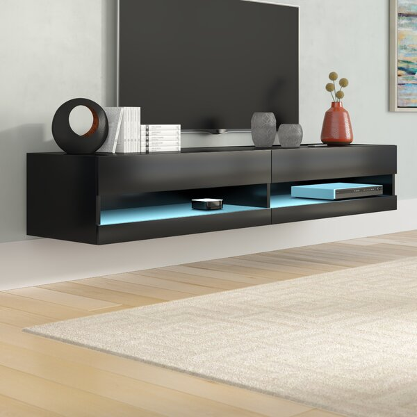 Ramsdell Floating TV Stand For TVs Up To 78